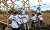 Shelter Rohingya, Bukan Puncak tapi Awal Kehidupan Baru