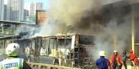 26 Bus Transjakarta Terbakar Selama Januari hingga September 2015, Ahok Ke Mana Saja?