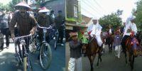 Dua Calon Walikota dan Wakil Walikota Solo 2015-2020 Telah Ditetapkan KPUD