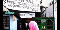 Kampung Adat Kampung Pulo Itu Kini Telah Rata Digusur Ahok