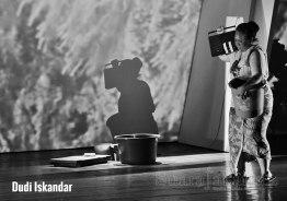 #3Perempuanku, Bukan Bunga Bukan Lelaki. (Foto: Dudi Iskandar/SuaraJakarta)