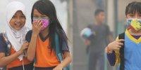 Dikepung Asap, Ini Kata Ribuan Warga Sumatera dan Kalimantan