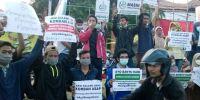 Hari Sumpah Pemuda, Pemuda Bali; Tetapkan Bencana Asap Jadi Bencana Nasional !