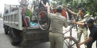 Becak di DKI: Dibutuhkan Warga, Ditertibkan Pemerintah