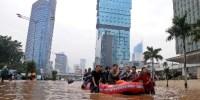 Pemprov DKI Belum Optimal Antisipasi Penanganan Banjir