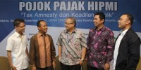 HIPMI Tax Center Desak Tax Amnesty Berasas Keadilan