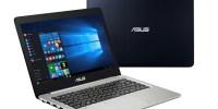 Ini Spesifikasi dan Harga Notebook ASUS K401LB