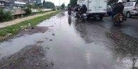 Pagi ini, Jalan Tubagus Angke Masih Tergenang Banjir, Ahok ke Mana?