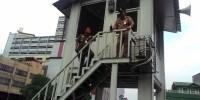 Walikota Jakpus Mangara Pardede Blusukan Urai Kemacetan di Tanah Abang