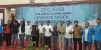 Fahri Hamzah Berikan Pesan Tentang Tugas Generasi Baru Indonesia di Deklarasi Alumni KAMMI Jabodetabek