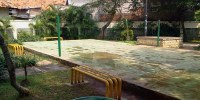 Ahok Banyak Coret Anggaran, Taman Interaksi Warga di Serdang Jakpus Tak Terurus