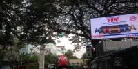 Potensi Kecelakaan, Traffic Light Pertigaan Hotel Mulia Senayan Pagi Ini Tak Berfungsi Optimal
