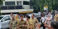 Menpan Sidak Di Pemerintahan Jakarta Pusat