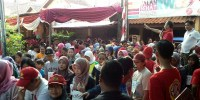 RW Gelar Gerak Jalan Bareng Warga Tingkatkan Kekompakan Bangun Jakarta