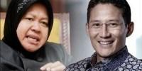 PKS Usulkan Duet Risma-Sandi, PDIP: Itu Boleh-Boleh Saja