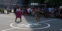 Rayakan Kemerdekaan RI Para RT Tanding Futsal Bareng Waria