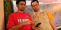 Aplikasi TERRA Jadi Andalan Relawan Evakuasi Korban Bencana Alam Garut