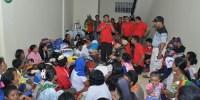 Sahabat Satu Hati Honda Bantu Korban Banjir Garut