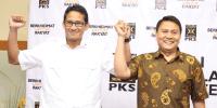 Partai Demokrat Amati Tren Perkembangan Duet Sandiaga-Mardani