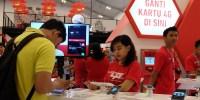 Telkomsel Perkuat Ekosistem 4G LTE Melalui Gelaran Pekan Raya Indonesia
