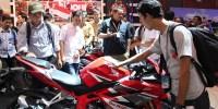 Harga All New Honda CBR250RR Diumumkan di IMOS