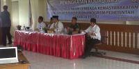 Akhir Dari Kegiatan Peningkatan Koordinasi Kelembagaan Dewan Kota Jakarta Pusat
