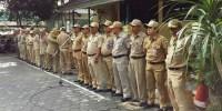Camat Kemayoran Minta PNS di Lingkungan Kecamatan Kemayoran Harus Disiplin