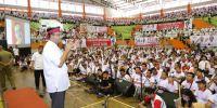 Cagub Anies: Ketimpangan Jakarta di Titik Ekstrim