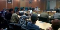 Rapat Pembahasan Penutupan Perlintasan Kereta Api Dengan DPRD Tidak Temukan Solusi