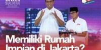 50 Program Kerja Garapan Anies-Sandi Jika Terpilih Menjadi Gubernur DKI