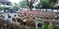 PNS Kec. Kemayoran Berduka Atas Wafatnya Setiyo Wibowo