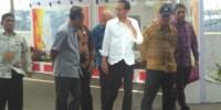 Jokowi Resmikan Tol Akses Tanjung Priok