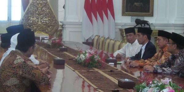 Ulama GNPF-MUI Bertemu Presiden Jokowi, Apa Saja yang Dibahas?
