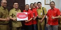 Telkomsel Fasilitasi Anak Muda Cirebon Salurkan Kreatifitas Positif