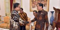 Anies Do'akan Pernikahan Anak Presiden Jokowi