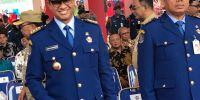 HUT Damkar, Anies Pesan Amankan Agenda Besar Asian Games 2018