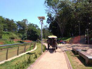 Jaletreng River Park Menjadi Pesona Wisata Baru Yang Layak Dikunjungi Keluarga