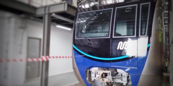 Anies Sebut Nama Gubernur Sutiyoso hingga Djarot dalam Pembangunan MRT