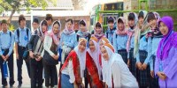 Tokushima Joto Senior High School Japan Studi Banding ke SMA Muhammadiyah 3 Jakarta Untuk Pelajari Sekolah Islam di Indonesia