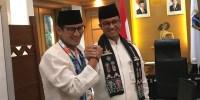Anies: Sandiaga Resmi Mundur dari Wagub DKI