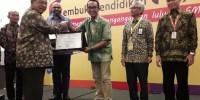 Fokus di Vokasi, AHM Raih Penghargaan Kemendikbud RI