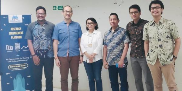76,85% Masyarakat Indonesia Menyadari Adanya OK OCE