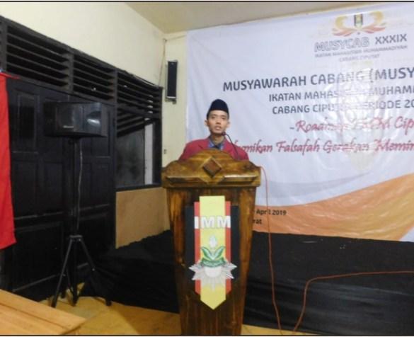 Imamul Khairi, Mahasiswa UIN Jakarta
