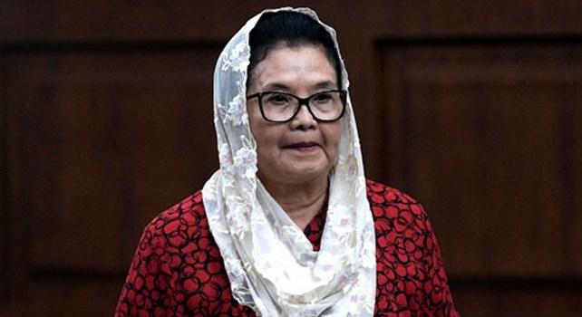 Siti Fadilah Supari - SuaraJakarta.co