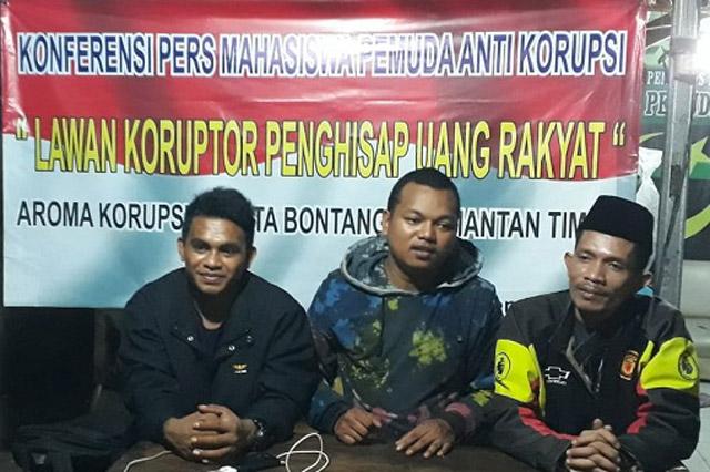 Mahasiswa Desak KPK Tangkap Walikota Bontang Terkait Dugaan Korupsi Berjamaah