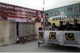 GPI Tagih Janji Kapolri Selesaikan Kasus Novel Baswedan