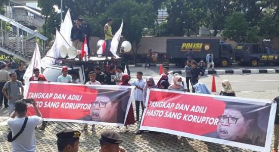 Jika Hasto Kristiyanto Tidak Ditangkap, GPI Siap Demo 3 Hari 3 Malam