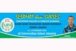 FH Universitas Azzahra Siap Hadiri Konferwil Ismahi Jakarta