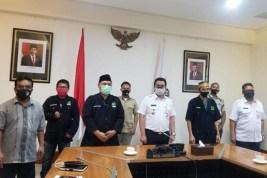 Panitia Muktamar Luar Biasa dan Milad Ke-75 GPI Audiensi Ke Wakil Gubernur DKI Jakarta