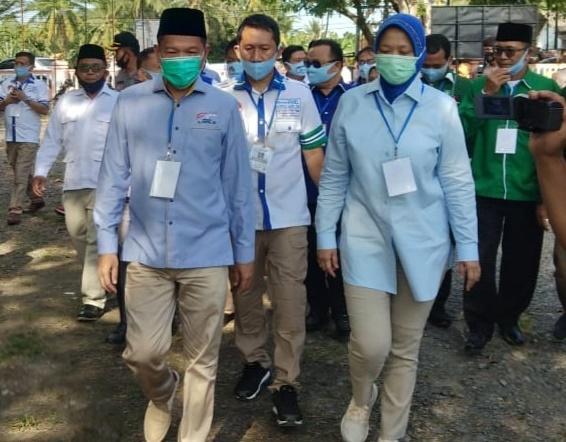 Tak Lulus Bawaslu Kuasa Hukum Hipni – Melin akan gugat putusan KPU Lampung Selatan